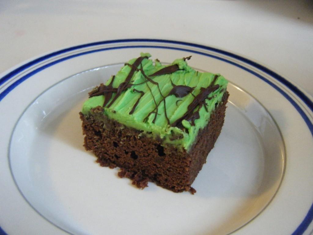 Grasshopper Bars Recipes — Dishmaps
